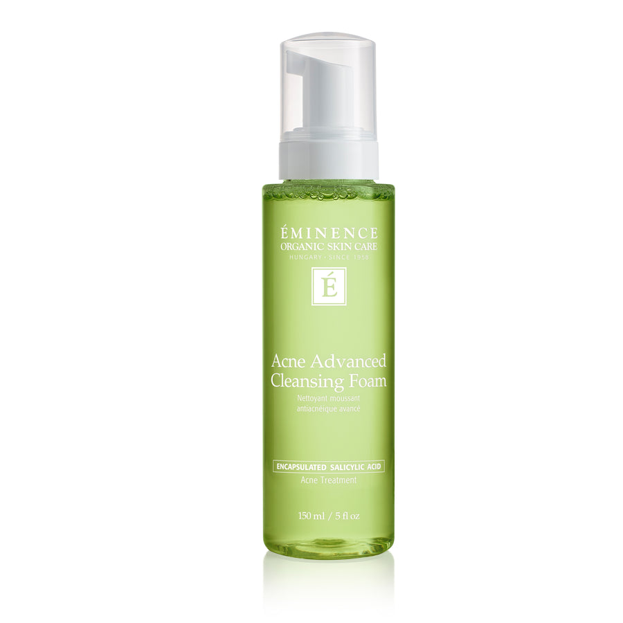 Eminence Organics Acne Advanced Cleansing Foam - Muse Hair & Beauty Salon