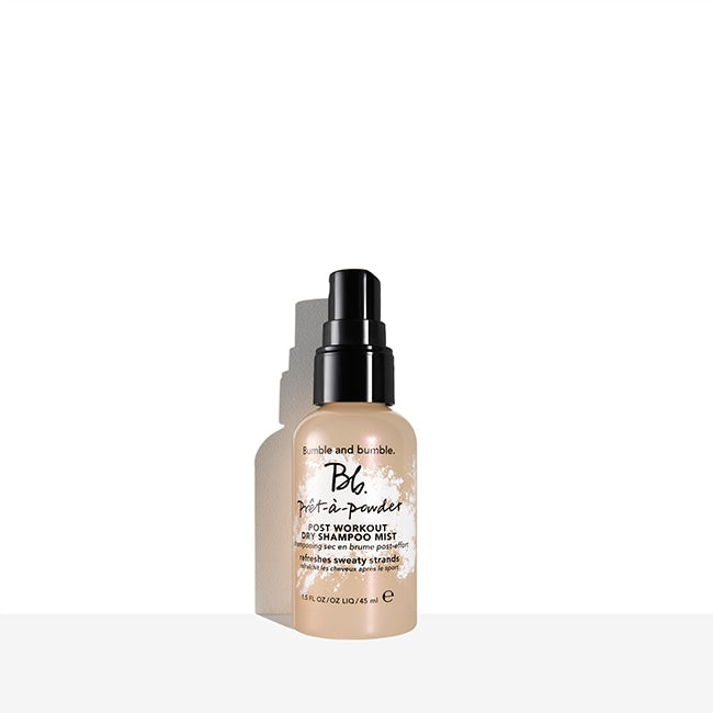 Prêt-à-powder Post Workout Dry Shampoo Mist - Muse Hair & Beauty Salon