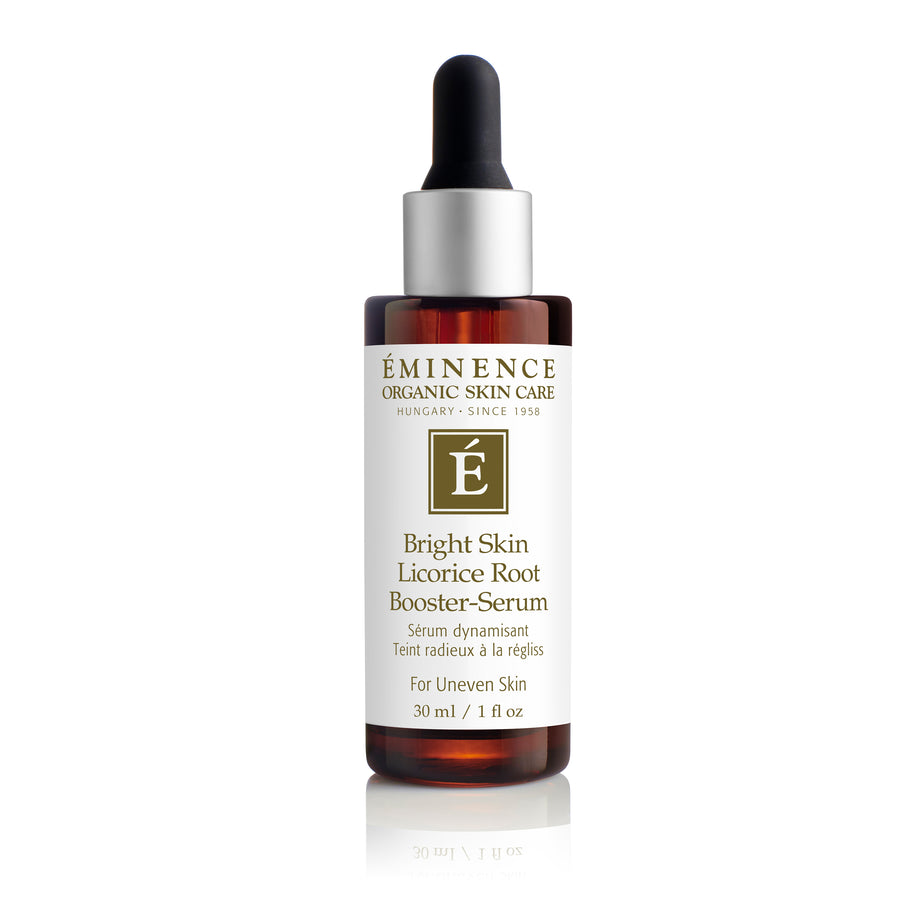 Eminence Organics Bright Skin Licorice Root Booster-Serum - Muse Hair & Beauty Salon