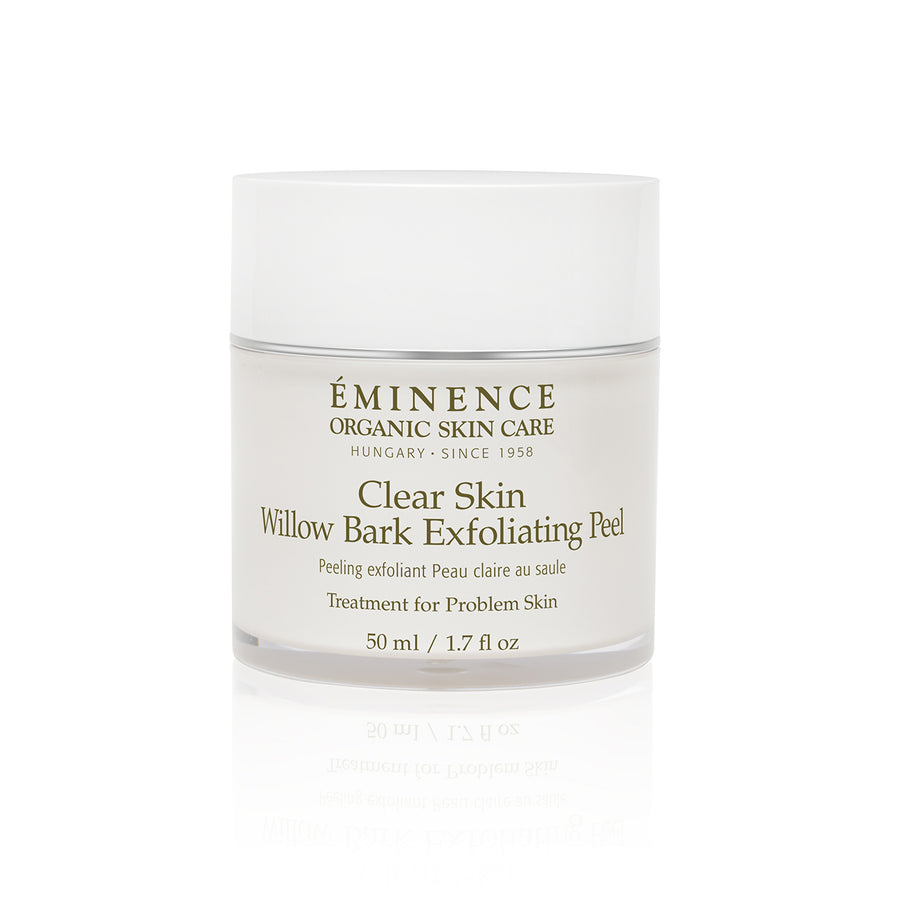 Eminence Organics Clear Skin Willow Bark Exfoliating Peel - Muse Hair & Beauty Salon
