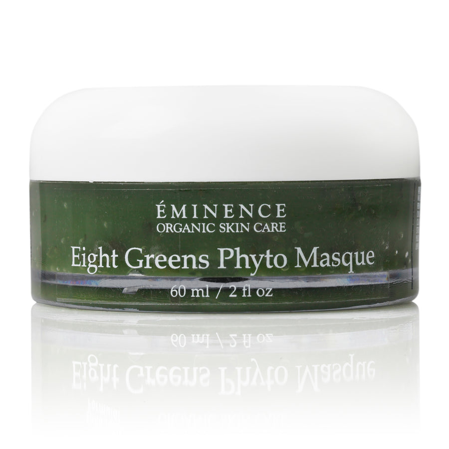 Eminence Organics Eight Greens Phyto Masque (Not Hot) - Muse Hair & Beauty Salon