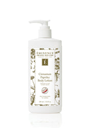 Eminence Organics Cinnamon Paprika Body Lotion - Muse Hair & Beauty Salon