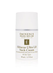 Eminence Organics Hibiscus Ultra Lift Neck Cream - Muse Hair & Beauty Salon