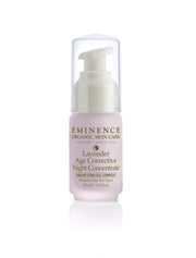 Eminence Organics Lavender Age Corrective Night Concentrate - Muse Hair & Beauty Salon