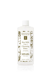 Eminence Organics Rice Milk 3 in 1 Cleansing Water - Muse Hair & Beauty Salon