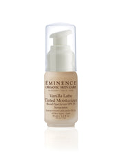 Eminence Organics Vanilla Latte Tinted Moisturizer SPF 25 - Muse Hair & Beauty Salon