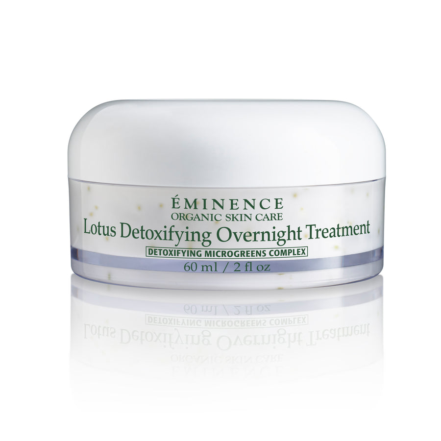 Eminence Organics Lotus Detoxifying Overnight Treatment - Muse Hair & Beauty Salon