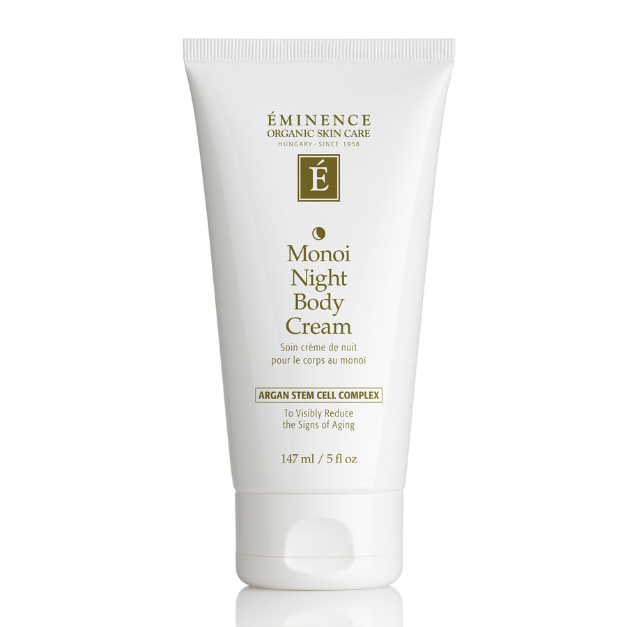 Eminence Organics Monoi Age Corrective Night Body Cream - Muse Hair & Beauty Salon