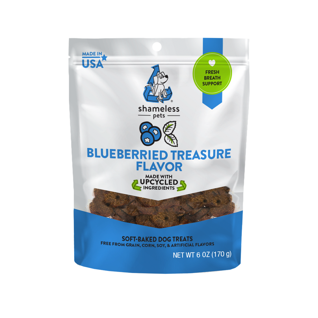 Blueberried Treasure Treats