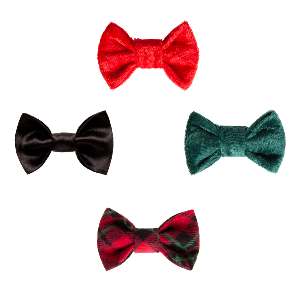 Dachshund Holiday <br>Hair Bow Collection