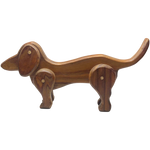 Handmade Dachshund Children's Toy