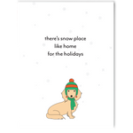 Dachshund Holiday Greeting Card Set