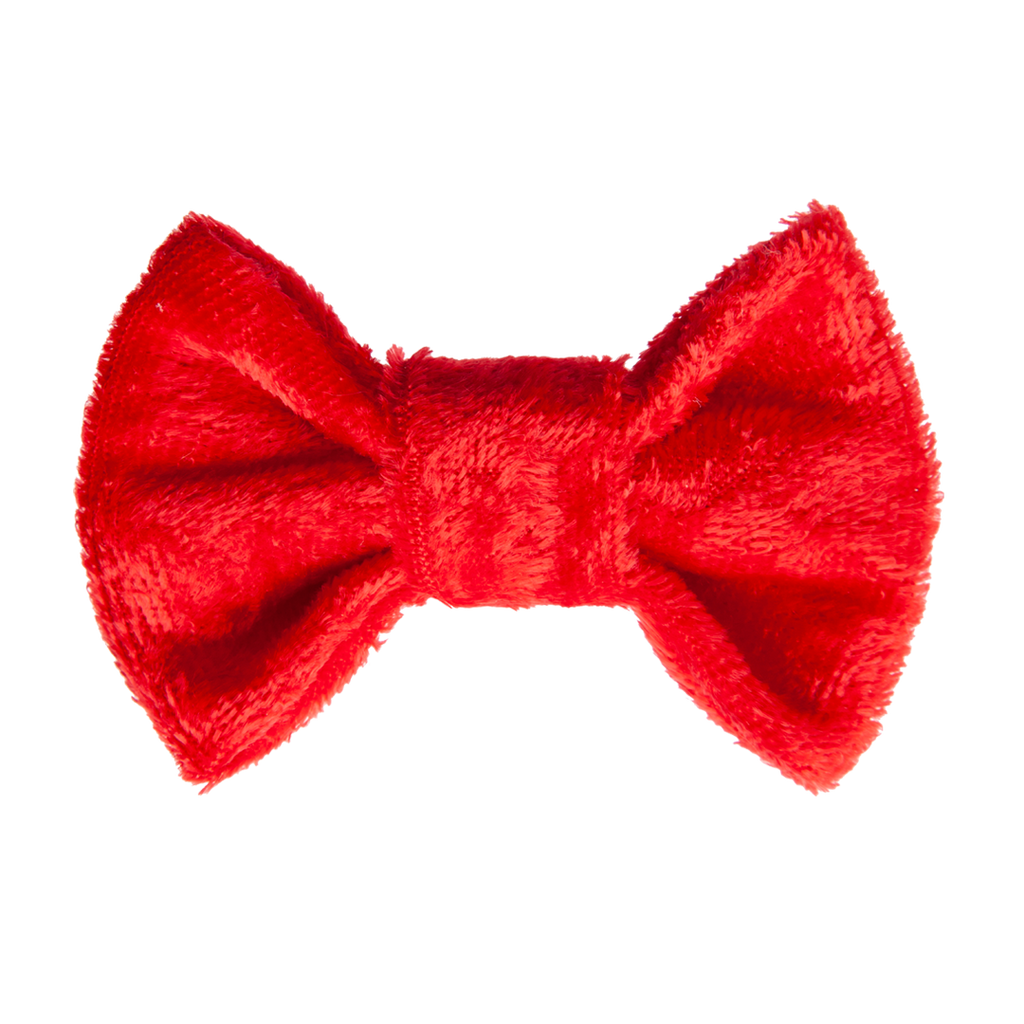 Holiday Velvet <br>Dachshund Hair Bow