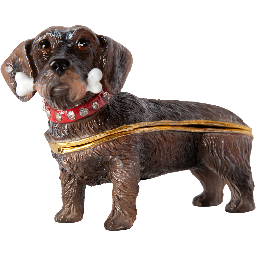 Wirehair Trinket Box