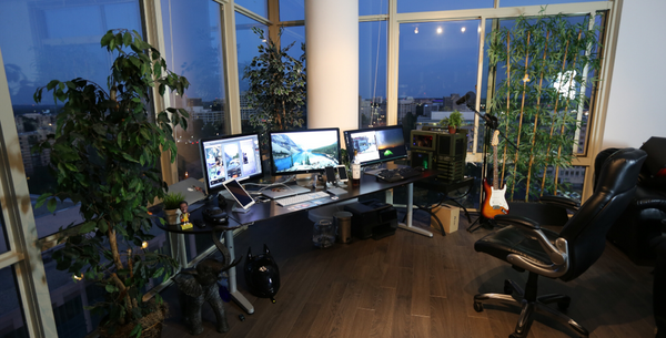 The Best Battlestation Setup in Your Home Office