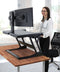 WorkFit-T Standing Desk Workstation
