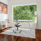Aim Modern Desk - Home Office Desk with Ergonomic Task Chair
