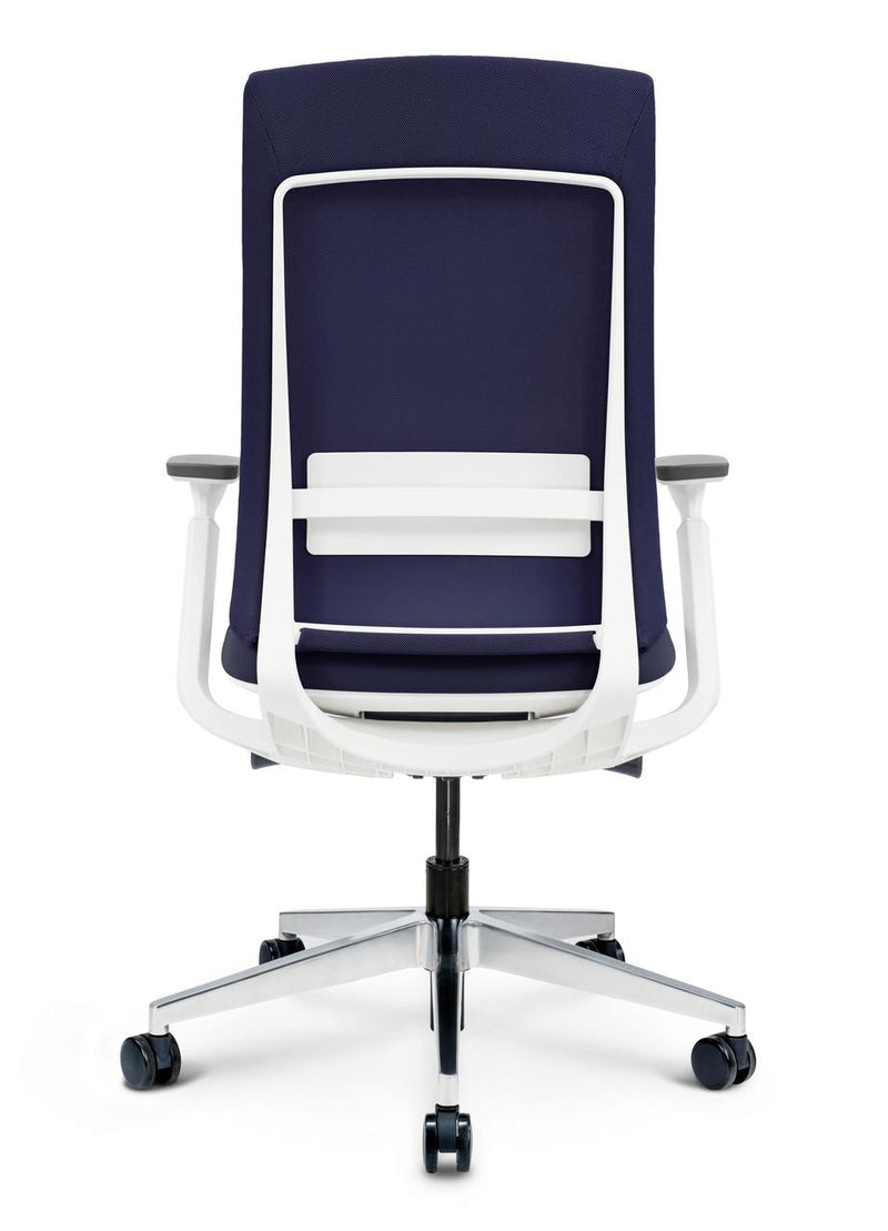 Elevate Designer Task Chair - Home Office - Ergonomic - Blue