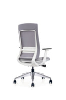 Elevate Designer Task Chair - Home Office - Ergonomic - Grey