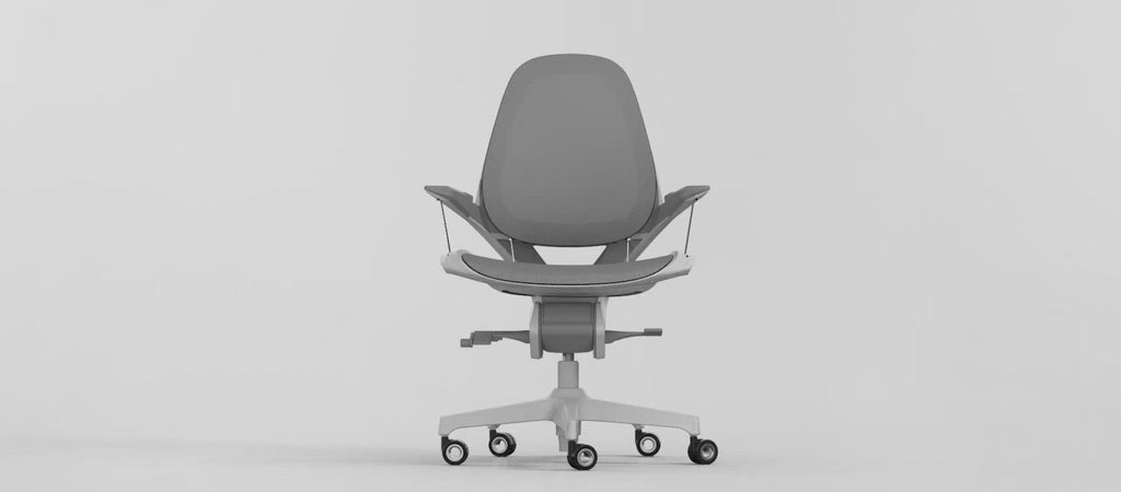 Elea Chair - Home Office Chair - Ergonomic