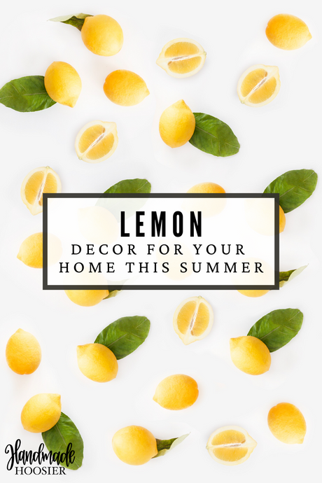 A Summer Decor Trend that I'm Loving