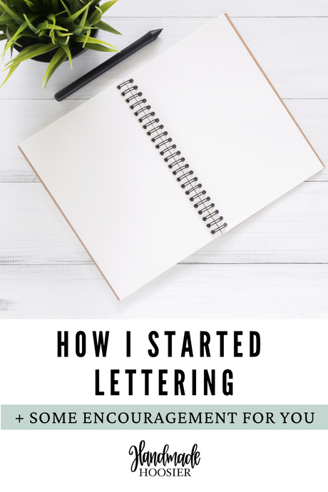 Why I Learned to Letter