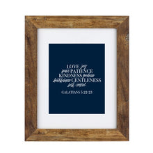 Load image into Gallery viewer, Art Print - Galatians 5:22-23