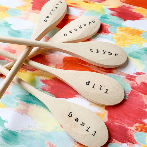 Garden Markers - Set of 5