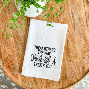 Tea Towel - Chick-fil-A