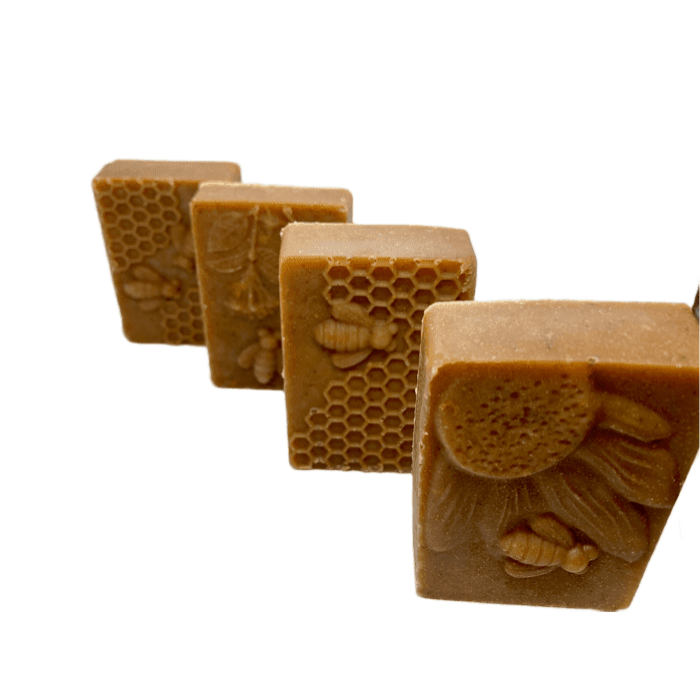 Honey & Oatmeal Soap | Sweet Kitty Club