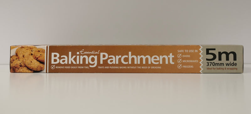 Baking Parchment 5m 370mm wide
