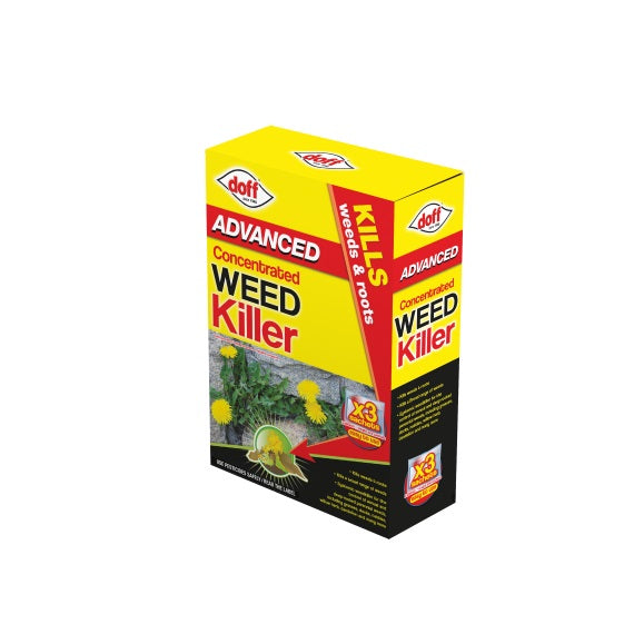 Doff Advanced Control Weedkiller 3 Sachet