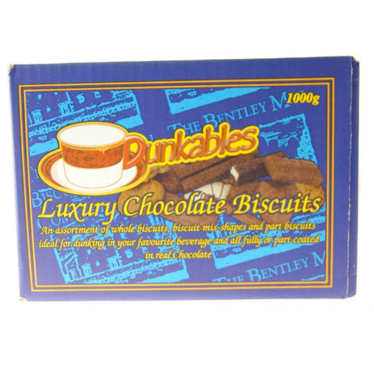 Dunkables Luxury Choc Biscuit Selection