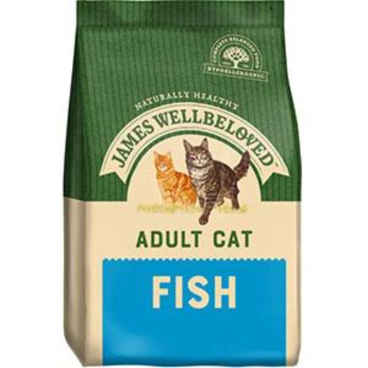 James Wellbeloved Adult Cat Fish 4K