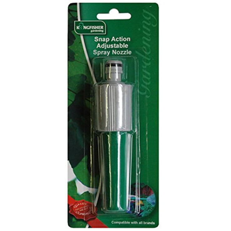 Kingfisher Snap Action Spray Nozzle