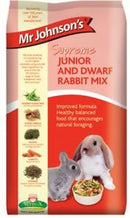Mr Johnson's Junior And Dwarf Rabbit Mix 2.25K