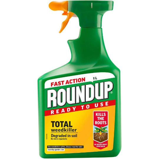RoundUp Fast Action Weedkiller 1.2L