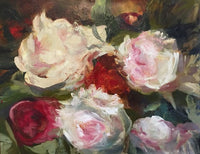 Distant Light, Peonies