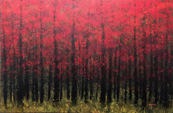 Red Forest Edge