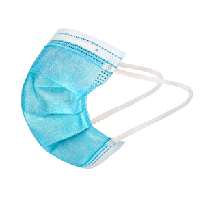 Filter Mask 3-Ply Disposable FDA Approved Earloop Face Mask(For Box/50pcs)