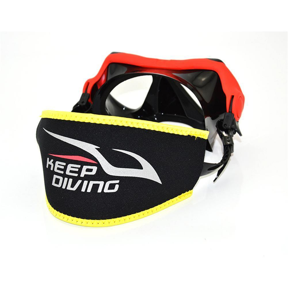 Neoprene Diving Mask Head Strap - The Eagle Ray Dive Shop