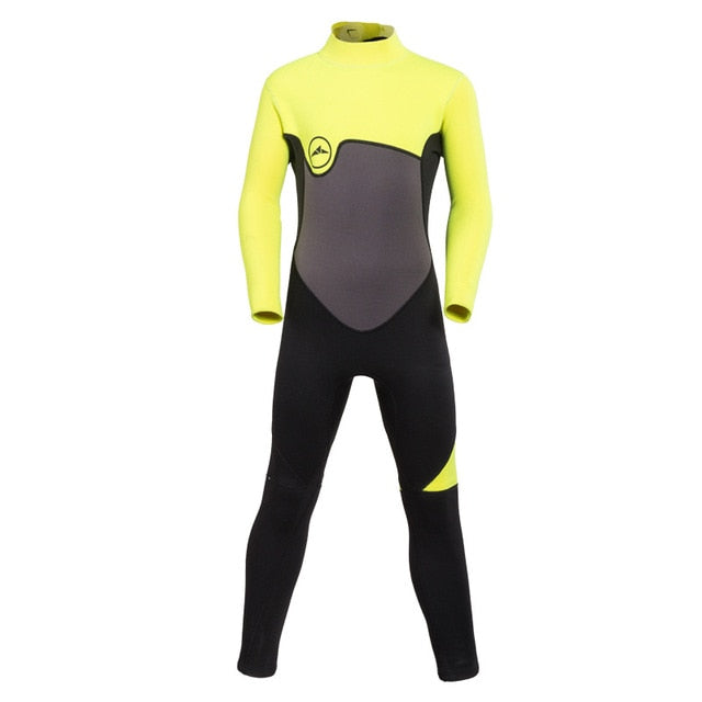 Sbart Children's 2mm Fullbody Wetsuit - The Eagle Ray Dive Shop