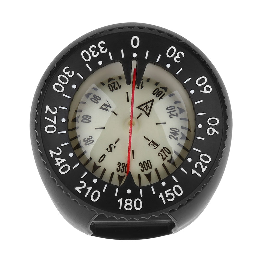 Professional 50m Diving Compass made with Corrosion Resistant Material - The Eagle Ray Dive Shop