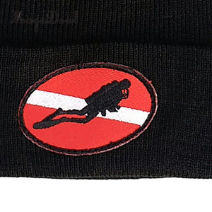 Comfortable Adult Men & Womens Diving Beanie - The Eagle Ray Dive Shop