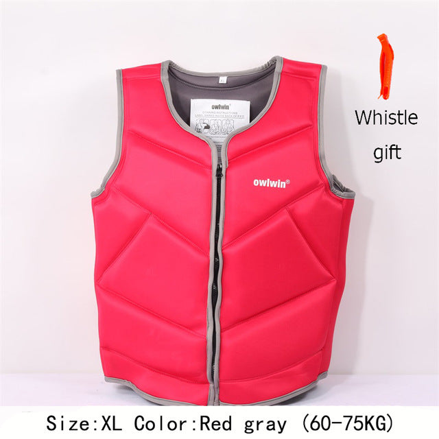 Snorkeling life jacket/vest for Adults and Children - The Eagle Ray Dive Shop