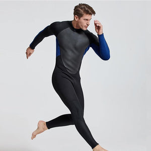 CINESSD Men's Full Body Plus Size 3mm Neoprene Wetsuit - The Eagle Ray Dive Shop