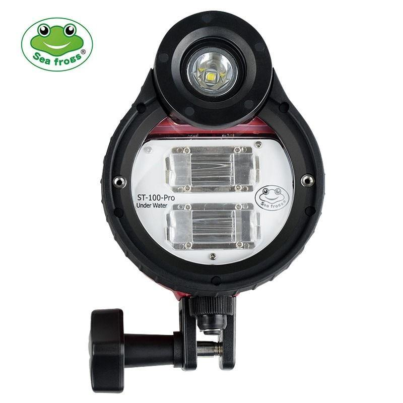 Seafrogs ST-100 PRO Underwater Strobe/Flash Light - The Eagle Ray Dive Shop