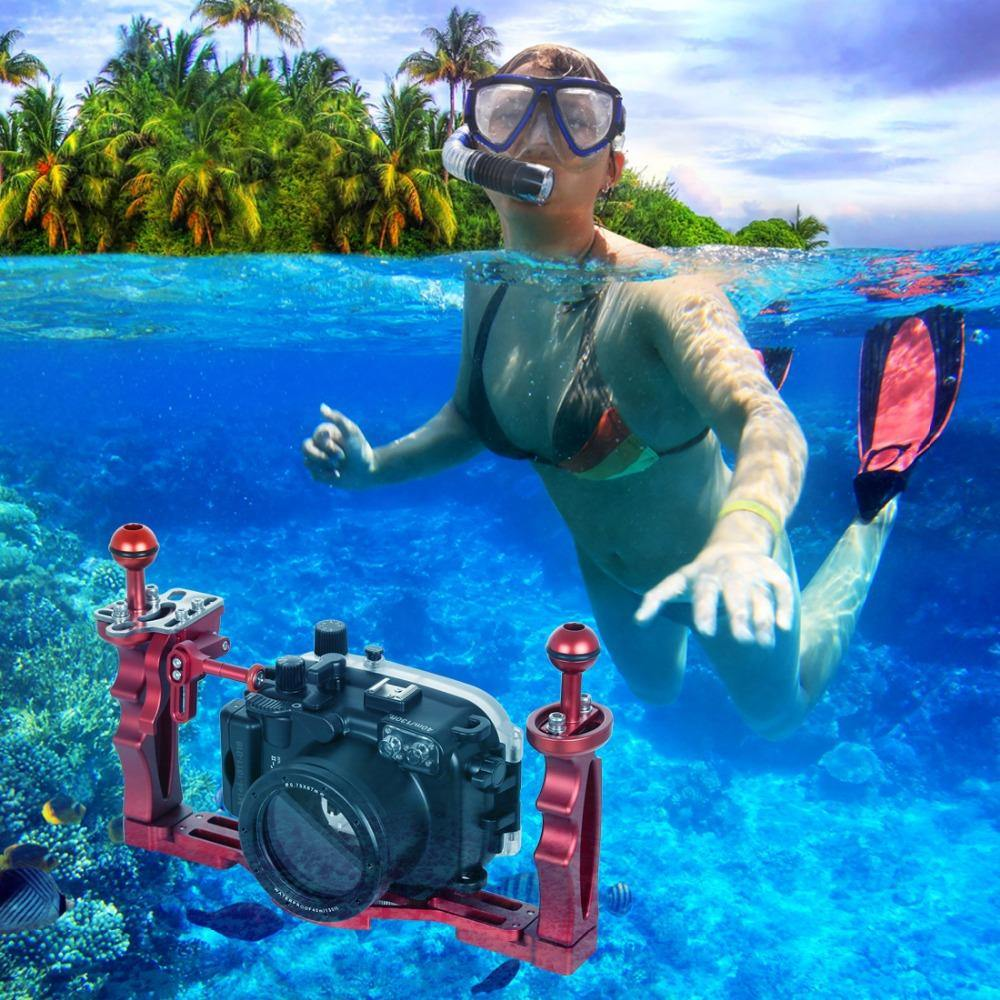 CNC Aluminum Alloy Stabilizer Rig - The Eagle Ray Dive Shop