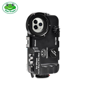 Sea Frogs 40M Waterproof Housing For iPhone 11/11pro/11pro max - The Eagle Ray Dive Shop
