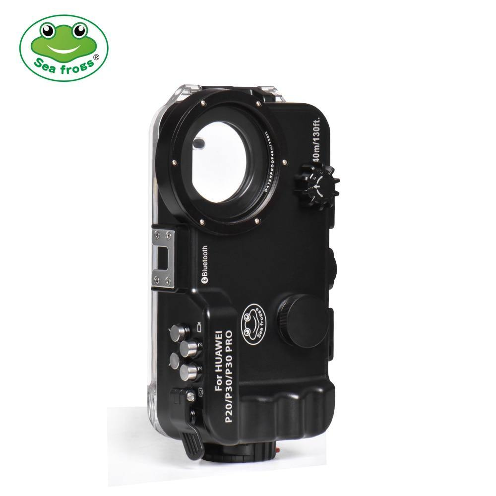 Sea Frogs 40M Waterproof Housing For Huawei P20/P30/P30pro - The Eagle Ray Dive Shop